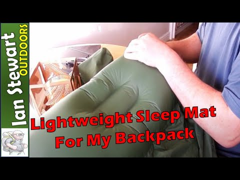 Lightweight Sleep Mat