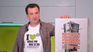 Обзор домашней мини-пивоварни BULLDOG BREWER