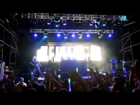 Krewella Live at Midway Music Festival 2013 Tucson, AZ 4/19
