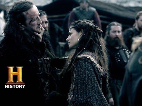 Vikings: Princess Kwenthrith Examines Her New Warriors (Season 2, Episode 9) | History