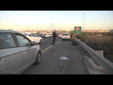 מעצר חשוד מכנופיית גנבי רכב