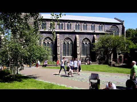 Discover Norwich - A City of Stories