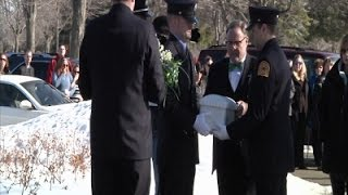 Funeral Held For Abandoned Michigan Baby