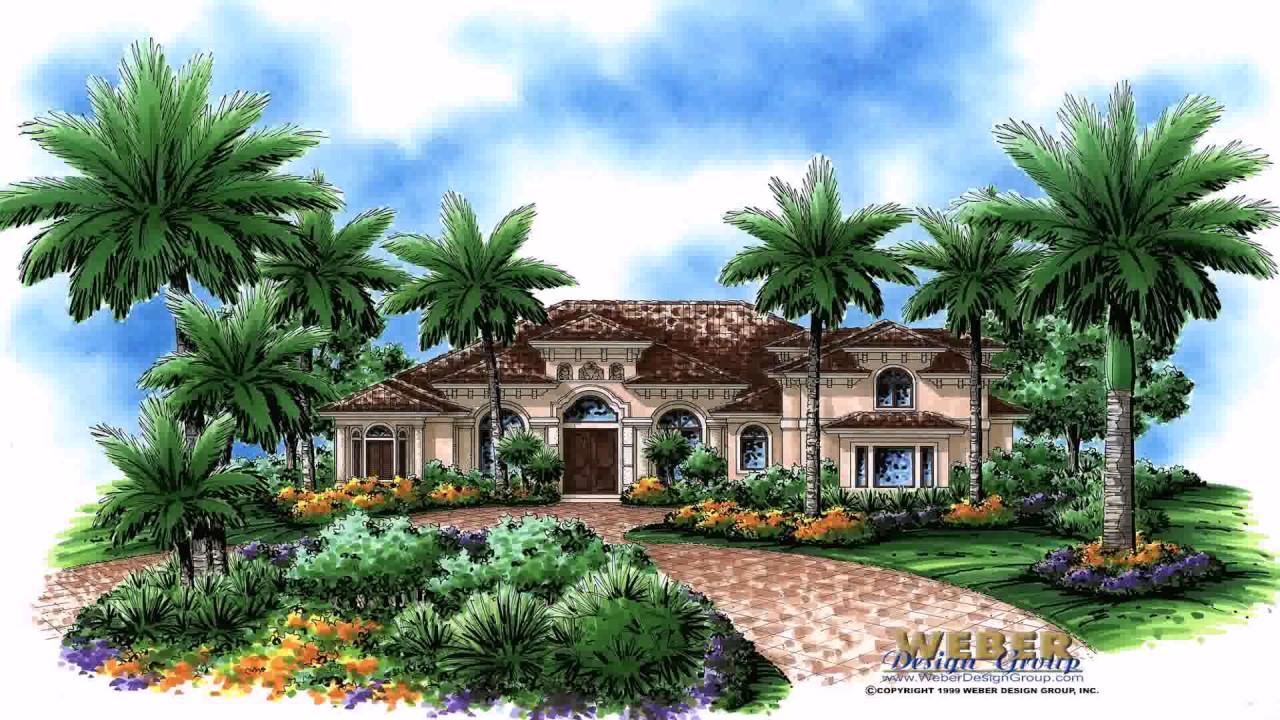 Modern Caribbean Style House Plans See
