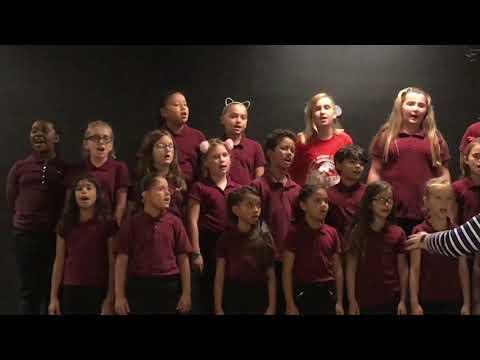 American Tears by Michigan Avenue Elementary School Chorus
