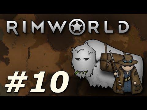 Rimworld (Alpha 17 Modded) - Banshee's Pass (Part 10)