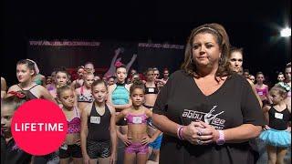 Dance Moms: Abby's Orlando Open Call (Season 4 Flashback) | Lifetime