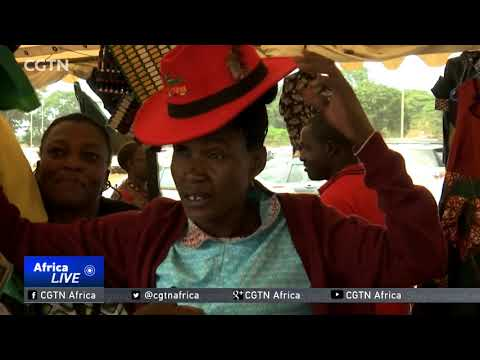 Zimbabweans making money from President Mnangagwa regalia
