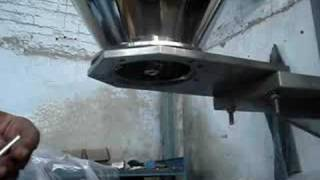 Semi Auto Augar Filling machine for powder