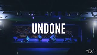 "Auckland Dance Company presents: ""Undone"" - Lyrical Open Class"