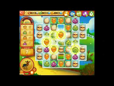 Farm Heroes Saga Level 1658