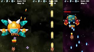 Alien Invaders : Galaga Shooter