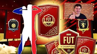 FRANCUSKI WALKOUT! UDAŁO SIĘ! NAGRODY ZA FUT CHAMPIONS! | FIFA 20 JUNAJTED
