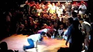 BBOY UNIT 2008 USA QUALIFIER - Super Crew vs. Killafornia