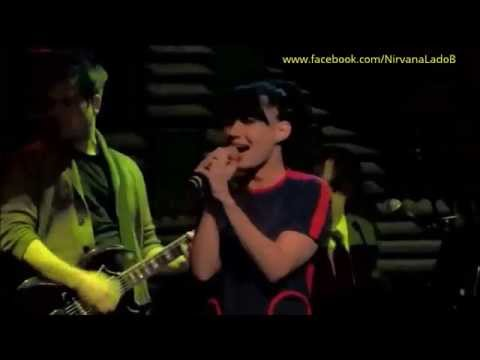 "Kathleen Hanna - ""Smells Like Teen Spirit"""