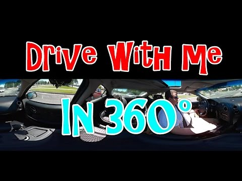 Drive with me in 360 – The things we learn growing up
