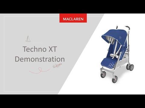 The Maclaren Techno XT Demonstration Video