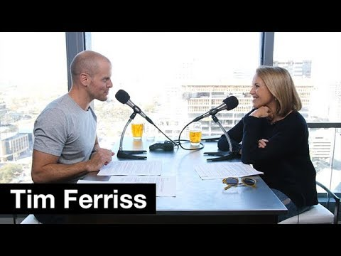 Katie Couric Interview | The Tim Ferriss Show