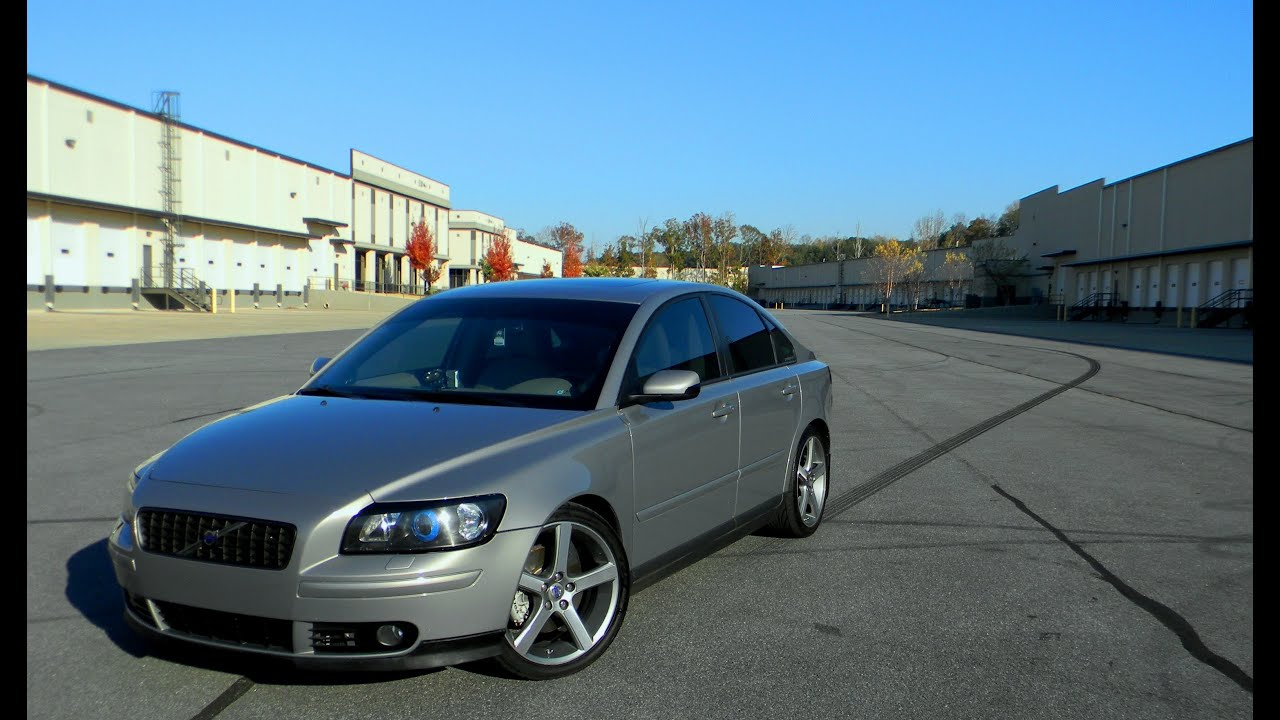 Custom Volvo S60 >> Volvo S40, T5 Drive By - YouTube