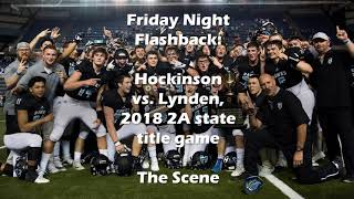 Images from the 2018 Class 2A state championship game: Hockinson vs. Lynden