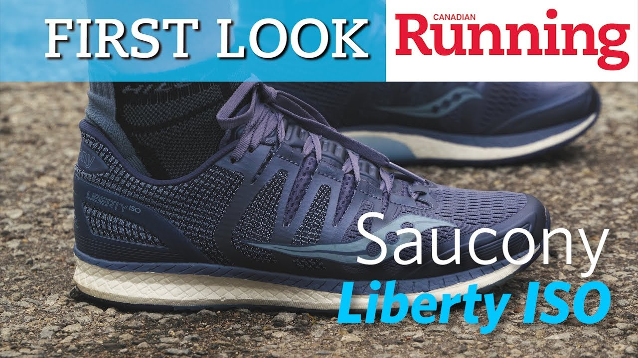 a1248f6ddf7d What s new in the Saucony Liberty ISO. Canadian Running Magazine