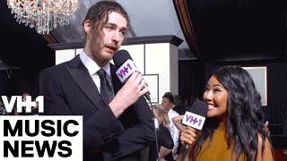 Hozier Talks Grammy Nomination & Performance w/ Annie Lennox | VH1