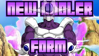 NEW COOLER FORM IN DRAGON BALL Z FINAL STAND!! | Roblox