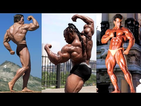 The Greatest Bodybuilding Posers of All Time Part Two: 10-1