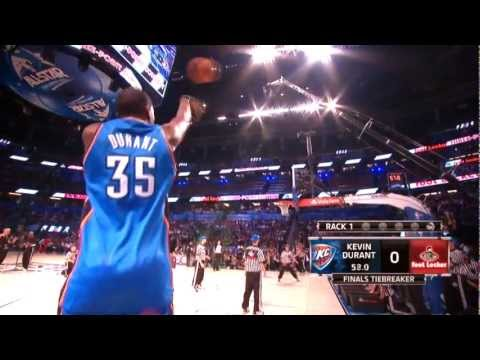 Kevin Durant Shooting Form Slow Motion