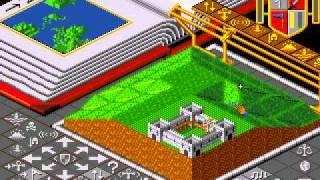 Populous, Amiga - Part 1 - Overlooked Oldies