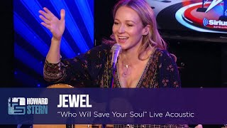 "Jewel ""Who Will Save Your Soul"" on the Stern Show (2013)"