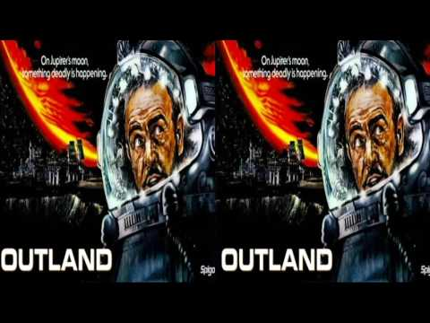 Outland 1981 Music Suite in 3-D