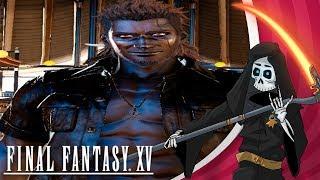 Final Fantasy 15, или как я научился любить полуголых мужиков
