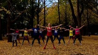 Sun is Shining - Axwell & Ingrosso - Salsation® Warm-up choreography by Maria Zuykova