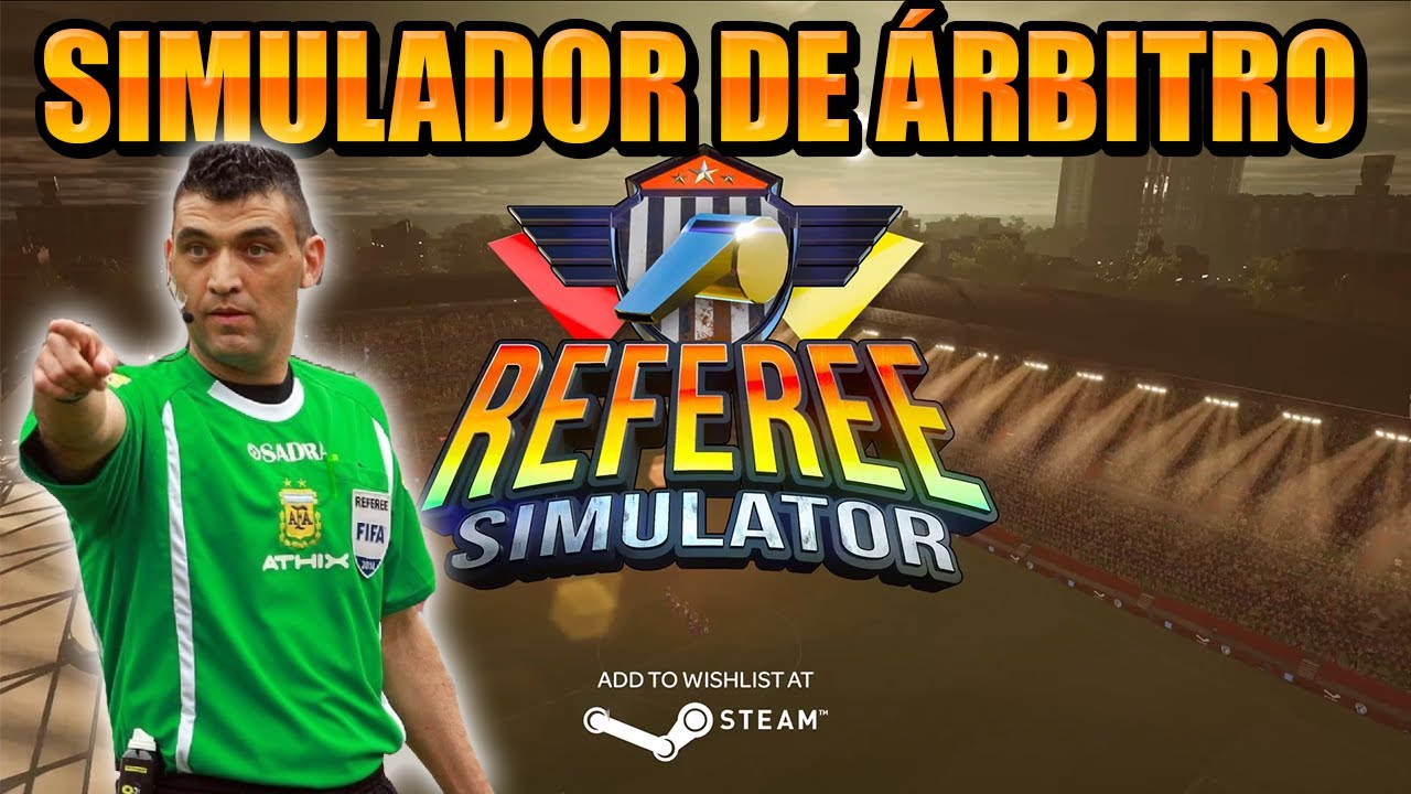 Download ⚽ Llega el *SIMULADOR DE ÁRBITRO* 😱| REFEREE SIMULATOR