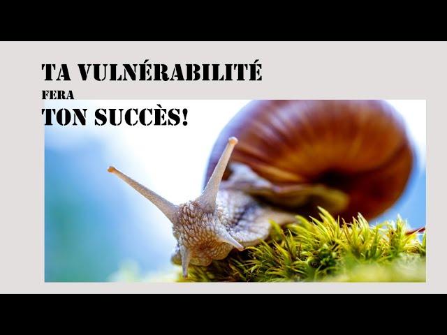 Pourquoi ta vulnérabilité face à la critique fera ton succès. Celui qui critique n'est pas important