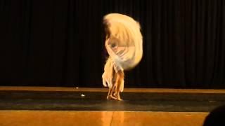 Dança do Ventre - Coreografia Yin-Yang musica: El Alem Alah - Amr Diab