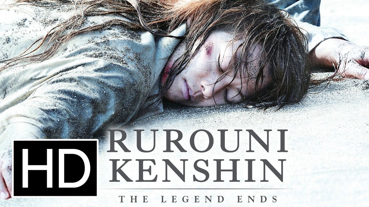 Rurouni Kenshin- The Legend Ends