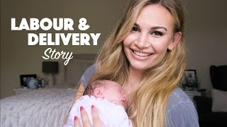 Meet Alessia | My Labour & Delivery Story