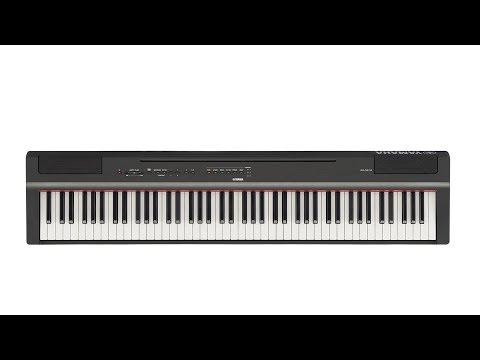 Yamaha P-125 Portable Keyboard | Everything You Need to Know