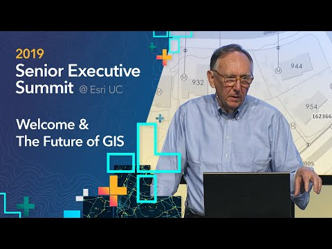 2019 SES At Esri UC: Welcome And The Future Of GIS