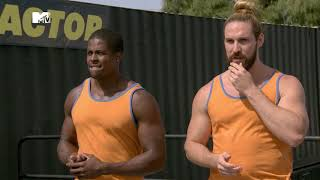 "Fear Factor S.1 E.03 ""Aquaphobie"""