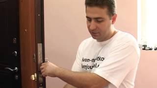 видео Металлические двери Кондор