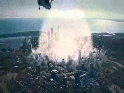 Toronto Is Exploding In Resident Evil Apocalypse Youtube