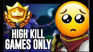 Noobs trying to get a high kill game... in fortnite chapter 2