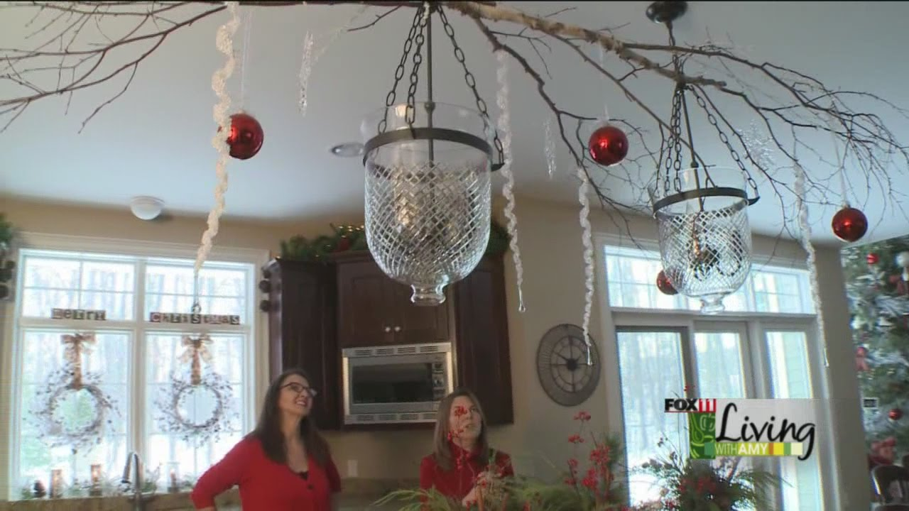 Decorating the Kitchen with Twigs and Vines - YouTube on Vine Decor Ideas  id=17986