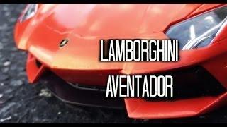 Luxe Radio Control Car Lamborghini Aventador - The Toy Claw
