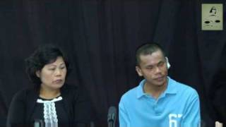 PHILIPPINES/HONG KONG: Injured Filipino worker sought accident compensation (part 1)