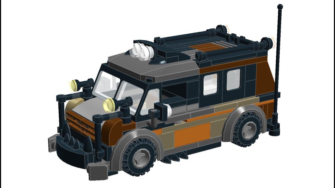Lego City Cars And Trucks