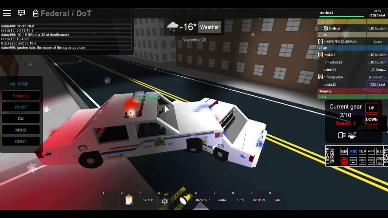 Some More City Patrol In New Kempton V3 Youtube - roblox new kempton rcmp youtube